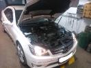Instalacja gazowa do Mercedes Mercedes CLC200 W203 2010r._2